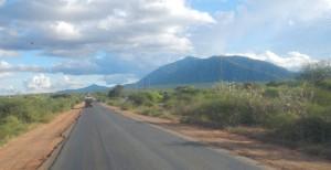 Road to Mombasa